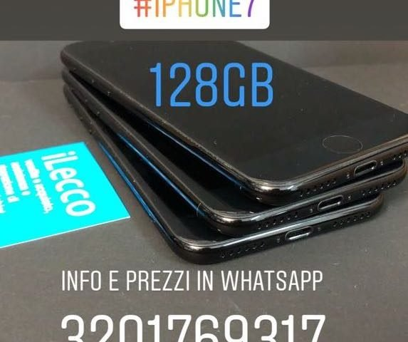 iPhone 7 da 128 GB